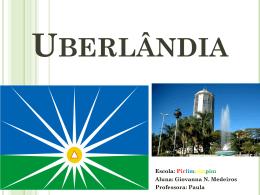 Trabalho de Geografia__Uberlândia