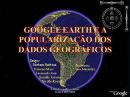 GoogleEarth-seminrio