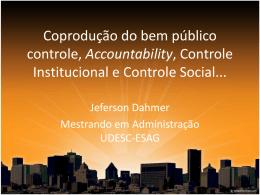 Aula ESAG - accountabilityadmpublica