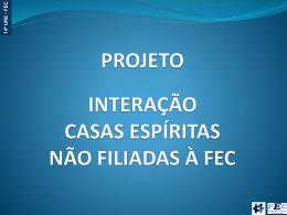 ProjetoInteracaoCasas