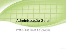 Administração Geral