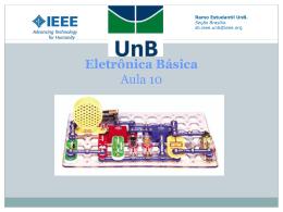 Eletrônica Básica Aula 10