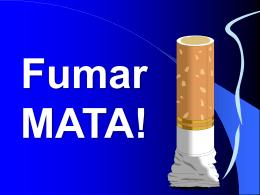 Tabaco-Cigarro: Milhões de mortes
