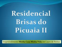 Residencial Brisas do Picuaia II