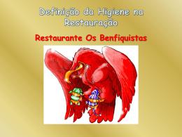 Definição da Higiene na Restauração - Pradigital