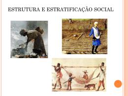 """O que entendemos por """"estrutura social""""?"""