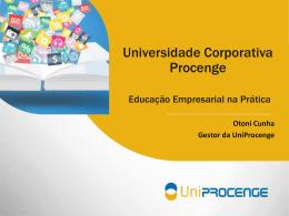 Por quê uma Universidade Corporativa?