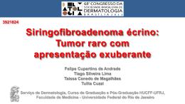 Siringofibroadenoma écrino