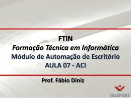 ftin2014.1 automação..