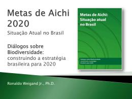 Metas de Aichi 2020