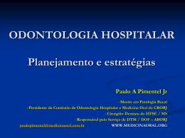 hospital - Medicina Oral