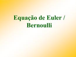 Euler&Bernoulli