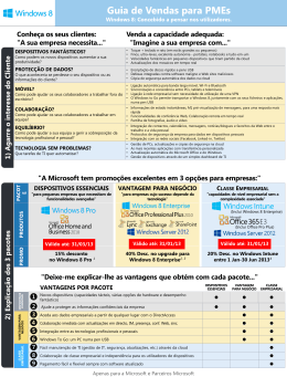 Windows Good Better Best Sales Guide FY12