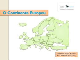 Continente Europeu
