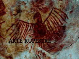 Arte Rupestre - 1ano