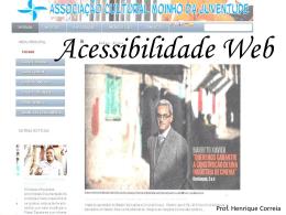 Grupo D - acessibilidadeWeb