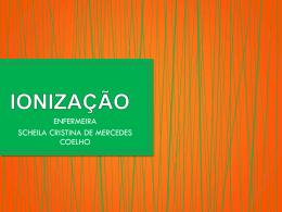 IONIZAÇÃO (348633)