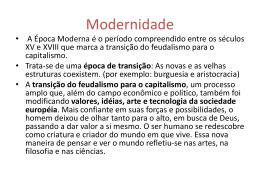 Modernidade