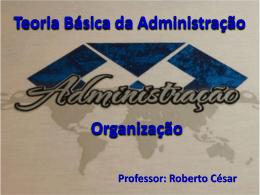 ORGANIZAÇÃO LINHA-STAFF linha-staff