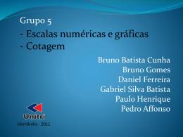 grupo 5 - apresentação