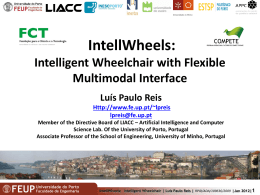 Intellwheels
