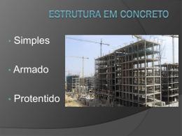O Concreto - ENGENHARIA CIVIL