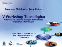 workshops tecnológicos