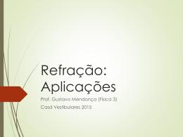 2 Reflexão total - CASD Vestibulares