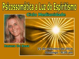 Psicossomática à Luz do Espiritismo