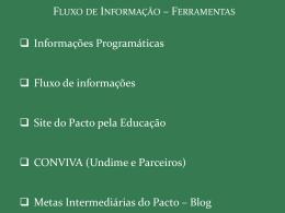 Fluxo de Informação