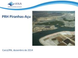 PRH da Bacia Piranhas-Açu