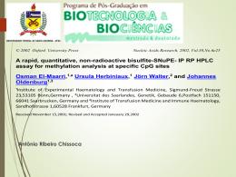 Seminario de Biologia Molecular 2015
