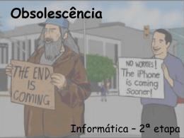 Obsolescência - Yohran Wallace