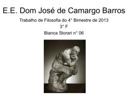 E.E. Dom José de Camargo Barros