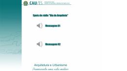 Spots - CAU/ES