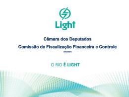 Light - Câmara dos Deputados
