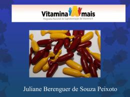 deficiência de vitamina a