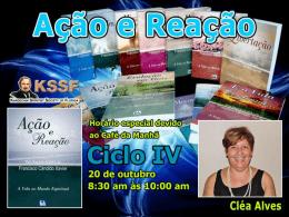 Ação e Reação - Cap. 16, 17 e 18 (CleaA)