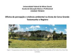 Parque Estadual Cerca Grande