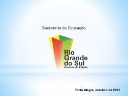 Ensino Médio - CPERS - Centro dos professores do estado do RS
