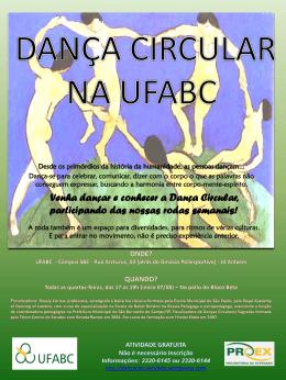 Dança Circular na UFABC