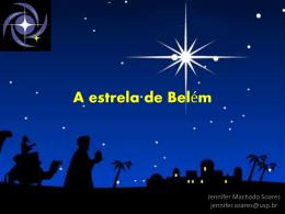 A Estrela de Belém - CDCC