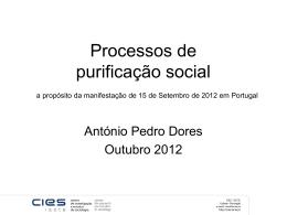 Diapositivo 1 - iscte-iul