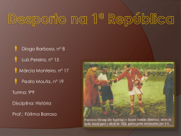 O Desporto 1 - WordPress.com