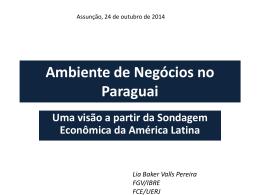 Sondagem Econômica da América Latina