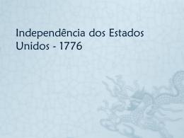 Independência dos Estados Unidos