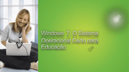 PC Escolar - Microsoft
