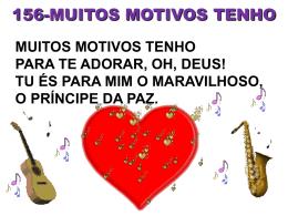 MUITOS_MOTIVOS_TENHO