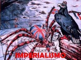 IMPERIALISMO - Colegio Ideal