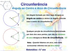 Circunferência 2 - Matemática Maluca